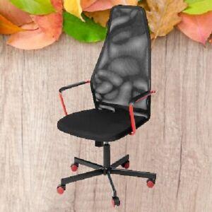 IKEA   HUVUDSPELARE Gaming Chair, Black 305.076.01 *Brand New*