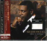 KEITH SWEAT-DRESS TO IMPRESS-JAPAN CD E78