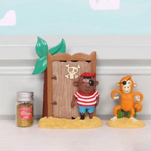 Pirate Adventure - Magical Door Set - Magical Gift set -3 items