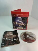 Demon's Souls (Sony PlayStation 3, 2009) COMPLETE!