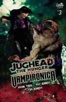 Jughead The Hunger VS Vampironica #3  Variant Cover C Archie HORROR