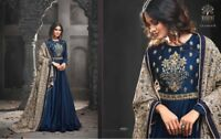 Indian Bollywood Pakistani Ethnic Salwar Kameez Wedding Designer Anarkali KB