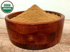 Pure Organic Red Reishi Mushroom 4:1 Extract Powder Ganoderma Lucidum~2 oz bag