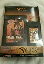MTG Saviors Of Kamigawa Magic The Gathering Sealed Fat Pack CASE FRESH
