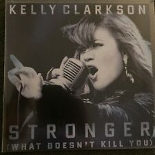 KELLY CLARKSON - STRONGER REMIXES 2 - RARE U.S 14 TRACK CD PROMO
