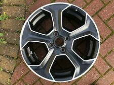 "FORD FIESTA MK7 MK8 ST200 17"" ALLOY WHEEL RIM C1BC-UA GENUINE OEM PART"