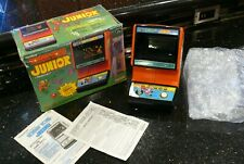Nintendo Coleco Donkey Kong Jr  Electronic Arcade Tabletop Video game ✨IN BOX✨