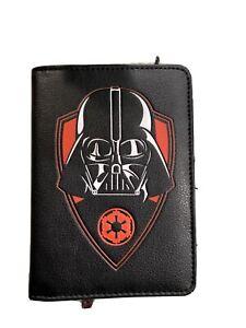 Star Wars!! Passport Holder!! (Darth Vader).
