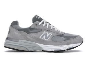 New balance 993 kith gray mr993gl made in the USA