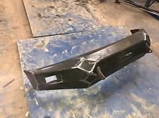 1994-2001 Dodge Ram Replacement Front Bumper Weld Kit, With Lights, Winch Ready.