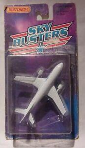 MJ7 Matchbox -  1989 USA Skybusters - SB6 Air Bus - White - Air France