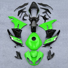 Injection Fairing Bodywork Set Tank cover Fit For Kawasaki Ninja zx6r 2009-2012