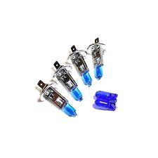 FIAT BRAVO MK2 H1 H1 55W 501 blu ghiaccio Xenon HID ALTO / BASSO / Laterale Lampadine