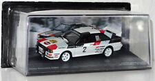 Ixo / Altaya - AUDI Quattro - Rally Schweden 1981 - Modell-Auto - 1:43 - NEU