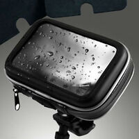 "Bike Case & Mount For 5"" GARMIN NUVI 1450 1490 2450 2460 2460LMT 2555LMT GPS"