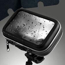 "Bike Case & Mount For 5"" GARMIN NUVI 1450 1490 2450 2460 2460LMT 2555LMT GPS"