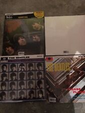 Beatles Vinyl Bundle Deagostini New Sealed