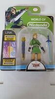World of Nintendo LINK 4 INCH ACTION FIGURE SERIES  **NEW**
