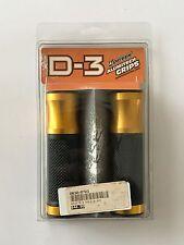 Driven Racing - D3GD - D3 Grips, Gold/Black