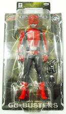 "Banpresto Tokumei Sentai Go-Buster - RED BUSTER #2 10.5"" Action Figure"