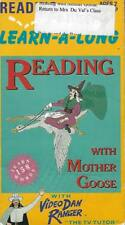 VHS:  LEARN-A-LONG READING WITH MOTHER GOOSE.....LEARN 158 WORDS