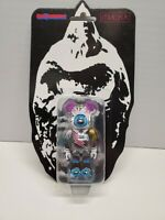 Mishka MNWKA X 100% Medicom Bearbrick Color Version New
