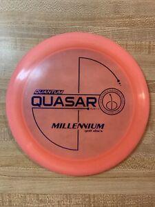 Millenium Golf Discs Quantum Quasar Run 1.3 169 Grams Brand New