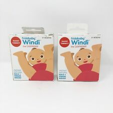 2 Fridababy Windi the Gaspasser Instant Natural Gas and Colic Relief 20 Count