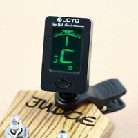 Clip-on Chromatic Ukulele Bass Electronic Acoustic Guitar LCD Durable Tuner