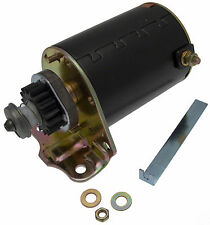 Electric Starter Motor Fits SOME BRIGGS & STRATTON Engines - See Listing