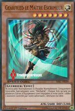 ♦Yu-Gi-Oh!♦ [SD] Gearfried le Maitre Escrimeur : SBSC-FR009 -VF/Ultra Rare-