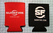 Surefire - Koozie set of 2 - Hunting, shooting, range, tactical, light