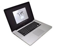 "Apple 15"" MacBook Pro i5 2.53Ghz, 8GB RAM 500GB HDD, High Sierra Special Price!"
