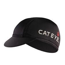 CATEYE Cycling Wind Proof Cap Anti-sweat Breathable Outdoor Sport Sun Hat Black