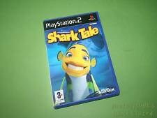Shark Tale (Dreamworks) Sony PlayStation 2 PS2 Game - Activision
