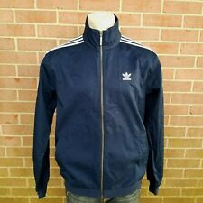 ADIDAS MEN'S TRACK JACKET NAVY BLUE SIZE M New with Tags!
