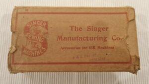 Vintage sewing Singer machine accessories