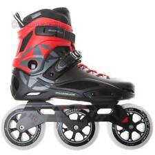 Rollerblade 110mm 3WD Fitness Recreational Powerblade Inline Skate Size 10.0 NEW