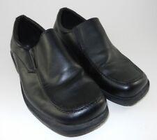Smart Fit kids dress shoes, size 1, 1/2W, Black, Skid resistant