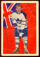 1963 64 PARKHURST #75 DAVE KEON LG-VG TORONTO MAPLE LEAFS HOCKEY HOF CARD