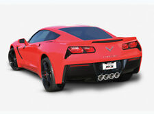 BORLA ATAK 2014-2019 CHEVROLET CORVETTE STINGRAY BASE C7 LT-1 V8 EXHAUST NON-NPP