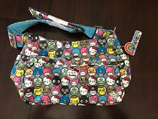 Ju-Ju-Be x Sanrio Hello Friends Hobobe diaper shoulder bag New & complete