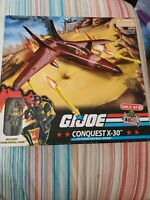 GI JOE PYTHON PATROL CONQUEST X-30 Target Exclusive Cobra 25th