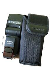 Yongnuo YN-560 II Speedlite Flash, Used Sony Alpha A77