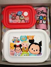 * Brand New * Disney Tsum Tsum Container Set
