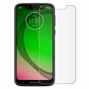 3 x Screen Protector Guard for Motorola Moto G6 Play Tempered Glass 3 PACK
