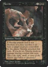 Magic MTG Tradingcard Fallen Empires 1994 Necrite C
