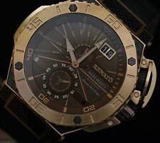 Renato 50mm Wilde-Beast II Extreme Swiss Made Quartz Canvas Strap Watch