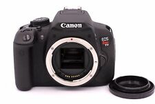 Canon EOS Rebel T5i / EOS 700D 18.0 MP Digital SLR Camera - Shutter Count: 684