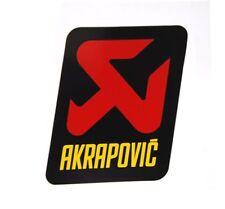 AKRAPOVIC calore fisso 95x73mm p-vst1al KTM HUSQVARNA EXC SX-F TE FE 701 690 790